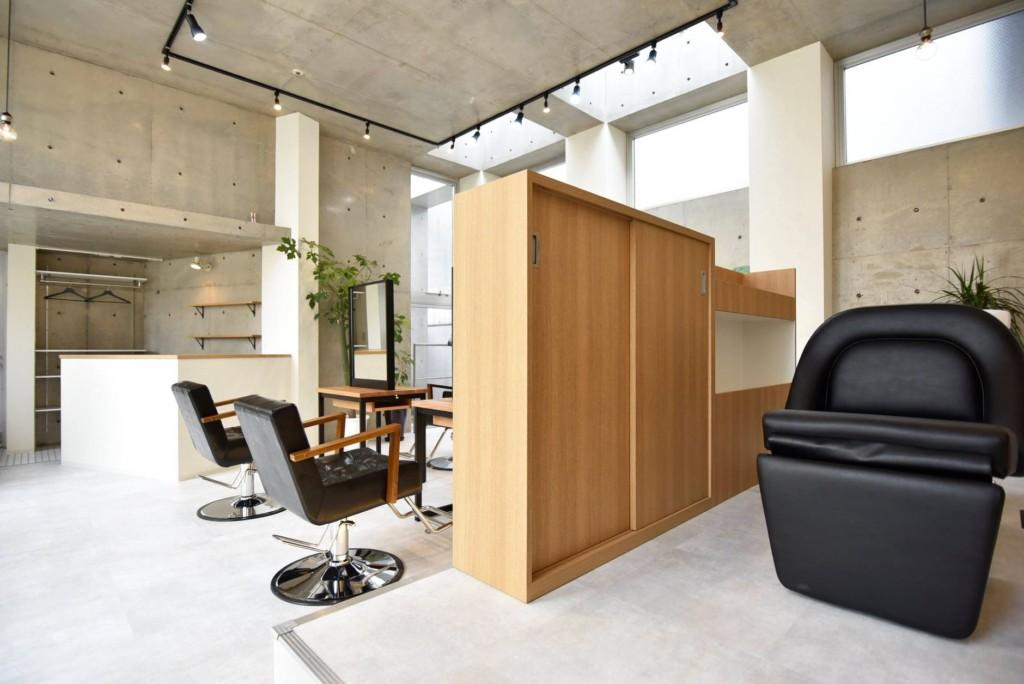 オーク材の家具