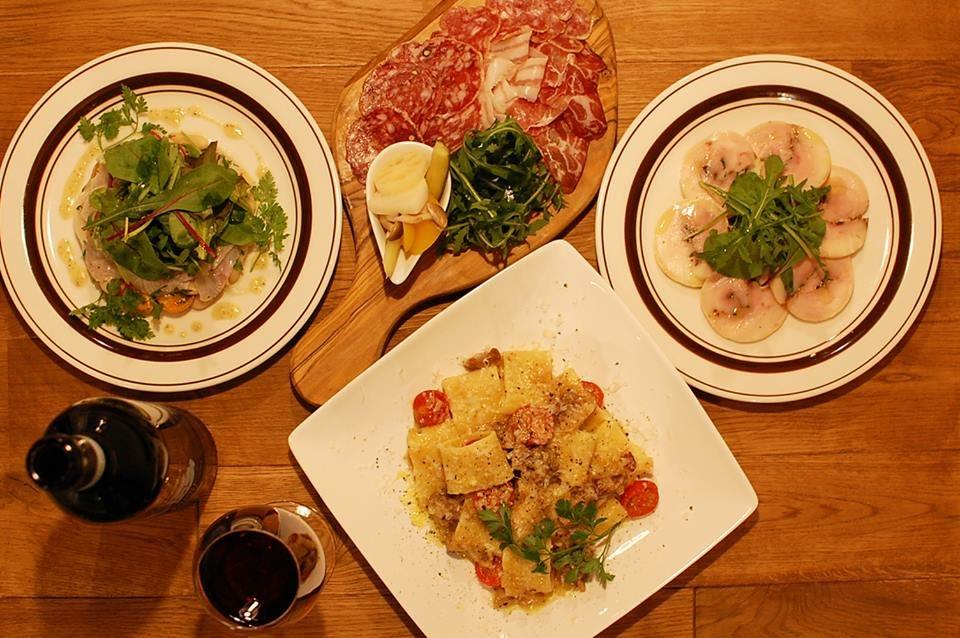 南イタリアの郷土料理