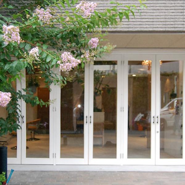 ホールディング扉を設置